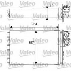 Schimbator caldura, incalzire habitaclu CITROËN C5 I 1.8 16V - VALEO 812215 - Sistem Incalzire Auto