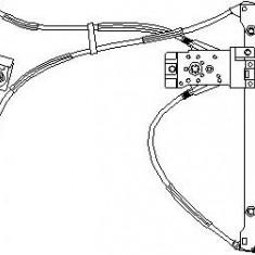 Mecanism actionare geam VW POLO 55 1.3 - TOPRAN 111 707 - Macara geam