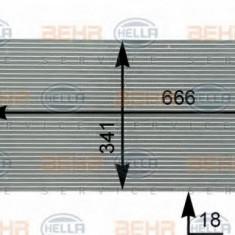 Condensator, climatizare HYUNDAI SANTA FÉ I 2.7 V6 4x4 - HELLA 8FC 351 302-331 - Radiator aer conditionat