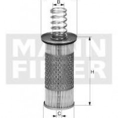 Filtru hidraulic, cutie de viteze automata NEW HOLLAND TM TM190 - MANN-FILTER HD 1053