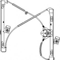Mecanism actionare geam SEAT IBIZA Mk II 1.9 TD - TOPRAN 111 253 - Macara geam