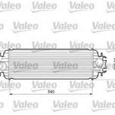 Intercooler, compresor RENAULT TRAFIC II bus 1.9 dCI 80 - VALEO 817554 - Intercooler turbo