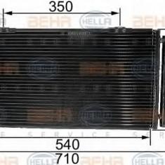 Condensator, climatizare ROVER 75 limuzina 1.8 - HELLA 8FC 351 037-671 - Radiator aer conditionat