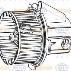 Ventilator, habitaclu PEUGEOT 307 1.6 16V - HELLA 8EW 009 157-541 - Motor Ventilator Incalzire