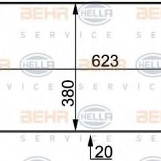 Condensator, climatizare VW LT Mk II bus 2.5 SDI - HELLA 8FC 351 300-201 - Radiator aer conditionat