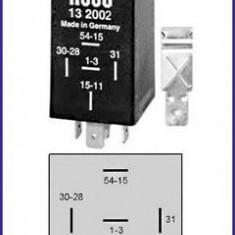 Releu, pompa combustibil FORD ESCORT Mk IV 1.6 XR3i - HÜCO 132002 - Relee