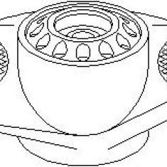 Rulment sarcina suport arc AUDI A3 1.6 - TOPRAN 108 242 - Rulment amortizor