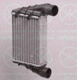 Intercooler, compresor AUDI A6 limuzina 1.9 TDI - KLOKKERHOLM 0018304112