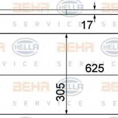 Condensator, climatizare IVECO DAILY III platou / sasiu 29 L 10 - HELLA 8FC 351 305-681 - Radiator aer conditionat