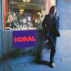 Koral – Koral (LP - Ungaria - VG)