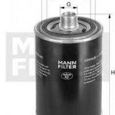 Filtru hidraulic, cutie de viteze automata - MANN-FILTER WD 962/9
