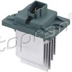 Rezistor, ventilator habitaclu HYUNDAI AVANTE 1.6 - TOPRAN 821 200 - Motor Ventilator Incalzire