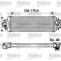 Intercooler, compresor RENAULT TRAFIC II Van 2.5 dCi 135 - VALEO 817636 - Intercooler turbo