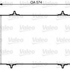 Condensator, climatizare PEUGEOT 508 1.6 HDi - VALEO 814365 - Radiator aer conditionat
