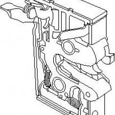 Incuietoare usa VW CARIBE I 1.3 - TOPRAN 103 431 - Incuietoare interior - exterior