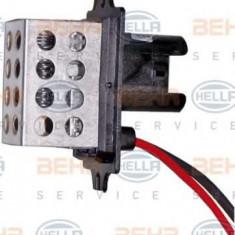 Rezistor, ventilator habitaclu RENAULT CLIO  1.9 D - HELLA 9ML 351 332-181 - Motor Ventilator Incalzire
