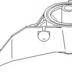 Suport motor OPEL COMBO Tour 1.3 CDTI 16V - TOPRAN 206 157 - Suporti moto auto