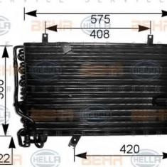 Condensator, climatizare BMW 5 limuzina 525 tds - HELLA 8FC 351 037-131 - Radiator aer conditionat