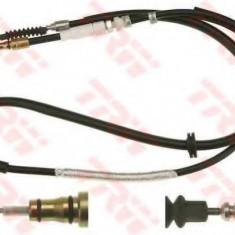 Cablu, frana de parcare AUDI A4 limuzina 1.6 - TRW GCH1768