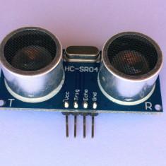 Senzor ultrasonic distanta HC-SR04 Arduino