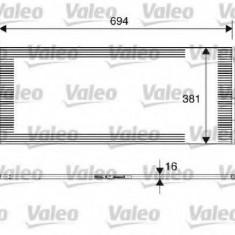 Condensator, climatizare OPEL MOVANO caroserie 2.8 DTI - VALEO 817689 - Radiator aer conditionat