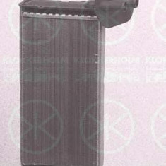 Schimbator caldura, incalzire habitaclu VW TRANSPORTER / CARAVELLE Mk IV bus 2.4 D Syncro - KLOKKERHOLM 9558306097 - Sistem Incalzire Auto