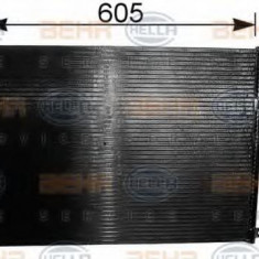 Condensator, climatizare JEEP GRAND CHEROKEE Mk II 4.0 4x4 - HELLA 8FC 351 037-481 - Radiator aer conditionat