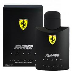 Scuderia Ferrari/Ferrari Black EDT 125 ml pentru barbati