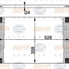 Condensator, climatizare CHRYSLER PT CRUISER combi 2.0 - HELLA 8FC 351 302-241 - Radiator aer conditionat