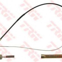 Cablu, frana de parcare BMW X5 4.4 i - TRW GCH2647