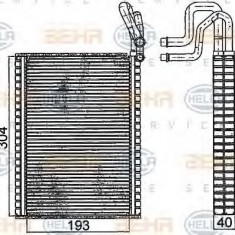 Evaporator,aer conditionat BMW X5 xDrive 30 d - HELLA 8FV 351 331-291