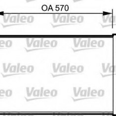 Condensator, climatizare OPEL CORSA D 1.4 - VALEO 818193 - Radiator aer conditionat