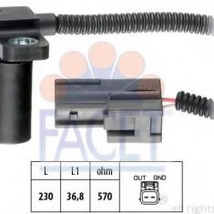 Senzor turatie, cutie de viteza automata VW POLO 75 - FACET 9.0233 - Senzori cutie viteze