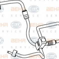 Conducta inalta presiune, aer conditionat FORD KA 1.3 i - HELLA 9GS 351 337-021 - Furtunuri aer conditionat auto