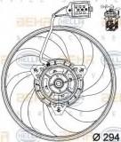 Ventilator,aer conditionat OPEL VITA C 1.7 DTI - HELLA 8EW 351 039-691