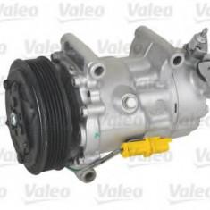 Compresor, climatizare PEUGEOT 206 Van 1.4 HDi - VALEO 813818 - Compresoare aer conditionat auto