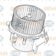 Ventilator, habitaclu VAUXHALL MOVANO Mk I Combi 2.2 DTI - HELLA 8EW 009 158-221 - Motor Ventilator Incalzire