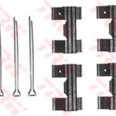 Set accesorii, placute frana FORD TRANSIT bus 1.7 FT 100 - TRW PFK131