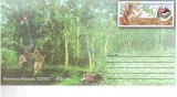 "Moldova 2011 - Fauna - Rezervatia Naturala ""CODRII"", Dupa 1950"
