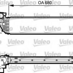 Intercooler, compresor RENAULT LAGUNA II 1.9 dCi - VALEO 817828 - Intercooler turbo