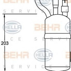 Uscator, aer conditionat FORD MONDEO   1.6 i 16V - HELLA 8FT 351 192-321