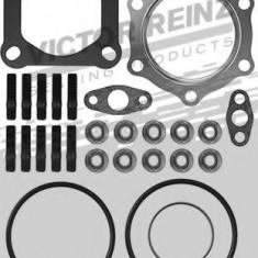 Set montaj, turbocompresor MAN TGA 18.410, 18.420 FC, FRC, FLC, FLRC, FLLC, FLLW, FLLRC, FLLRW - REINZ 04-10051-01 - Turbina