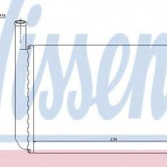 Schimbator caldura, incalzire habitaclu AUDI FOX 1.3 - NISSENS 73940 - Sistem Incalzire Auto