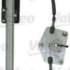 Mecanism actionare geam VW RABBIT V 1.4 16V - VALEO 850607 - Macara geam