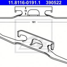 Arc, etrier frana MERCEDES-BENZ SPRINTER 2-t bus 208 D - ATE 11.8116-0191.1 - Arc - Piston - Garnitura Etrier