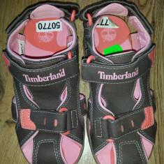 Sandale copii/fete TIMBERLAND originale noi foarte comode si usoare Sz 31 !, Culoare: Roz, Piele naturala