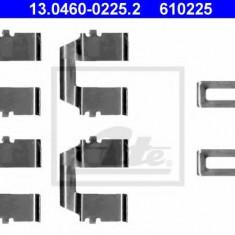 Set accesorii, placute frana VW TRANSPORTER / CARAVELLE Mk IV bus 2.4 D Syncro - ATE 13.0460-0225.2