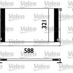 Condensator, climatizare CITROËN CHANSON 1.1 X, SX - VALEO 817655 - Radiator aer conditionat