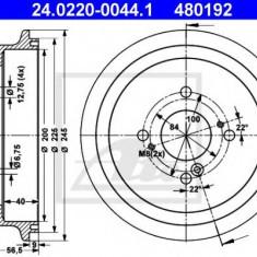 Tambur frana SUZUKI BALENO hatchback 1.3 i 16V - ATE 24.0220-0044.1 - Saboti frana auto