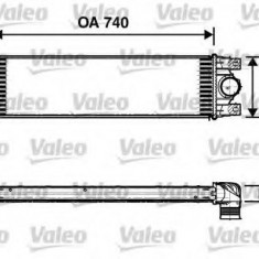 Intercooler, compresor OPEL MOVANO caroserie 2.5 D - VALEO 817637 - Intercooler turbo
